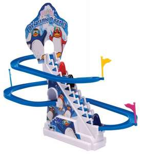 The original Schylling Playful Penguin Race £5.99 Dispatched from and sold by GSA*Retail. via amazon