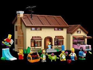 LEGO The Simpsons™ House £179.99