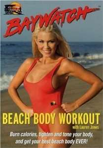 Baywatch bikini-ready workout dvd 99p with free delivery @ Play/mgandm