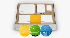 Tado smart thermostat £7.99 per month cost but guaranteed £10 per month saving! Plus chance of a 10% discount!