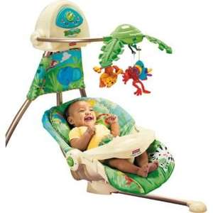 Fisher-Price Rainforest Open Top Cradle Baby Swing £54.99 @ ARGOS