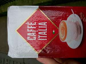 Caffe di Italia medium roast ground coffee 250g £1 @ Poundland