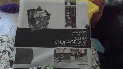 storage cube - £1.50 @ Home Bargains