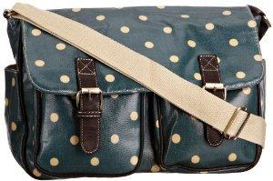 Swankyswans Women's Jasper Polka Dot School Bag - £5.00 with code @Amazon