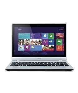 "Acer V5 11.6"" IPS Touchscreen Laptop AMD A6 Quad Core 4GB RAM 500GB HDD Windows 8 - Refurbished Argos Outlet - £224.99"