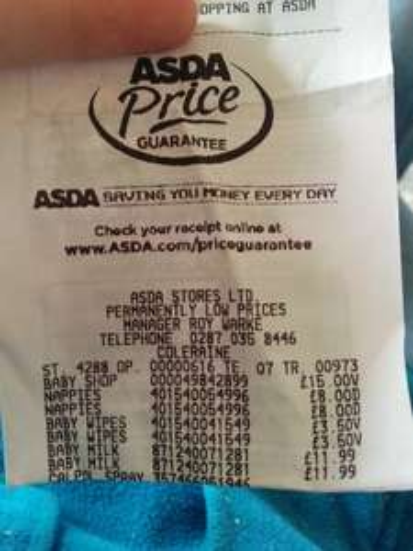 Red kite travel cot £15 instore @ asda