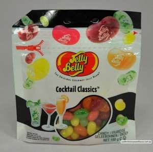 Jelly Belly Cocktail Classics beans 88p Tesco's