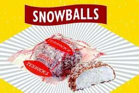 18 Tunnock's Snowballs £1.00 at Asda