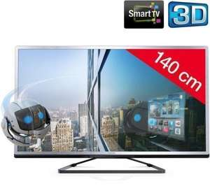 55 inch phillips tv 3D smart LED £749 at Pixmania