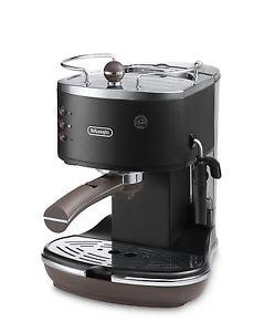 Black De'Longhi ECO310.BK Icona Vintage Espresso Coffee Machine, £46.75 instore @ Tesco Home Chelmsford