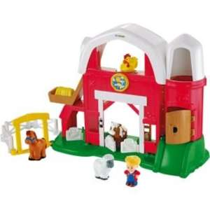 Fisher-Price Little People Fun Sounds Farm £19.99 @ Argos