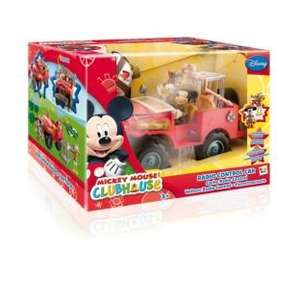 Mickey Mouse Clubhouse Adventure Remote Controlled Car.  @ argos £19.99