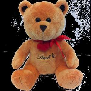 Ideal Valentine gift Lindt Bear Soft Toy With Mini Bears £7.99 @ Lindt