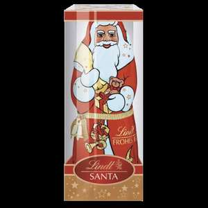 Lindt Chocolate Santa 1kg for £10