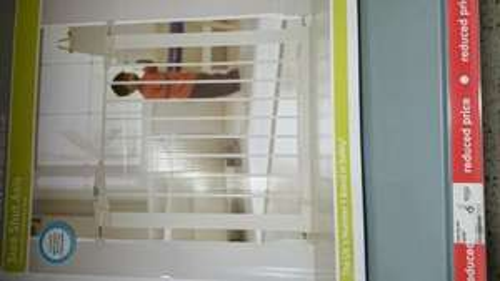 Lindam stair Gate - £5 @ Asda