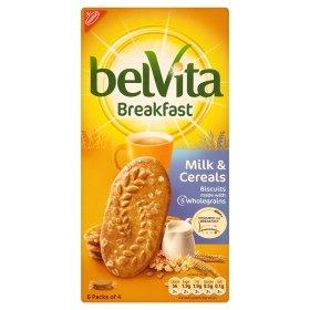 Belvita Breakfast Bars now only £1.00 Online & Instore @ ASDA