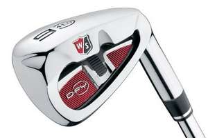 Wilson Staff D-FY Irons Graphite 6-SW £129 @ OnlineGolf