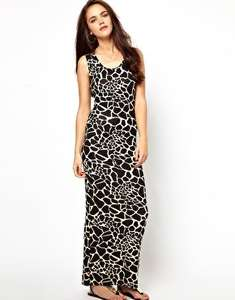Primark Giraffe Print Maxi Dress, available in most sizes, £6 delivered from ASOS