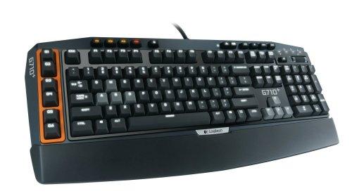 Logitech G710+ backlit mechanical keyboard, £89.99 @ Amazon