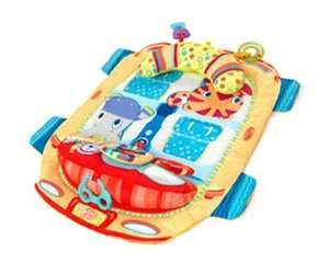 Bright Starts Tummy Cruiser Baby Playmat - £8 @ Tesco (RRP £16)