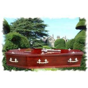 Quality coffin now reduced £195 @ Coffin Company
