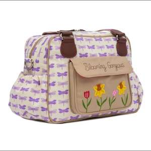 Pink lining blooming gorgeous changing bag £36.95 @ Bounty