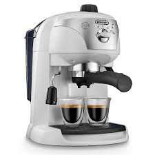 DeLonghi Motivo EC220W Espresso Coffee Machine - White £49.50 @ Tesco instore