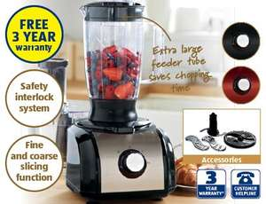 Food Processor @ ALDI from Sunday 16 Feb - £34.99