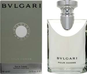 Bvlgari Bvlgari Pour Homme Eau de Toilette Spray 100ml £23.51 Sold by UK Fragrance Deals and Fulfilled by Amazon