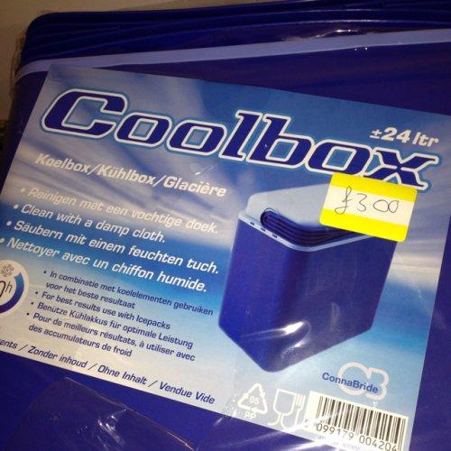 Cool cool box! £3 @ Tesco
