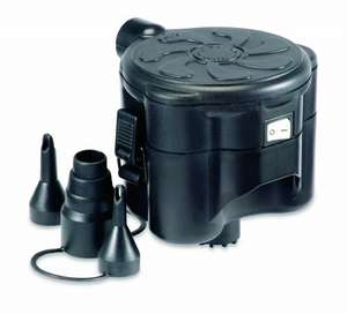 Gelert Hurricane 4D Pump - Black (Air beds, lilo's etc) Battery powered £1.89 (add on item) Amazon