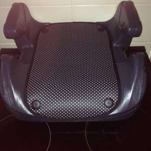 Booster seat from morrisons reduced to £2.50 Bargain!!