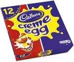 Cadbury Creme Eggs (12 per pack - 475g) £2.00 @ Tesco