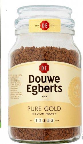 Douwe Egberts Pure Gold Coffee 190g - £4 @ Sainsbury's