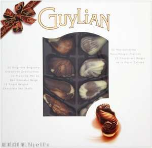 Guylian Belgian Chocolate Seashells (250g) Now Only £1.98 @ Morrsions