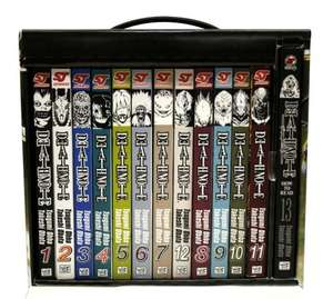 Death Note Manga Box Set: Vols 1-13 (Complete) from Amazon. £43.40