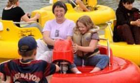 KEEP THE KIDS ENTERTAINED THIS HALF TERM!! HALF PRICE FAMILY TICKET TO WHEELGATE FAMILY THEME PARK ONLY £18 (WAS £36)