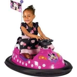 Minnie Mouse Bumpacar Ride-On for £49.99 @ Argos 65% OFF!!!