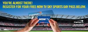 Free NOW TV Sky Sports Day Pass to watch the Capital One Cup Final