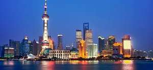 *March/April 2014* China, Shanghai £440 return flights or flights & hotel from £515pp @ Airfrance/Travel Republic (various dept airports/dates available)