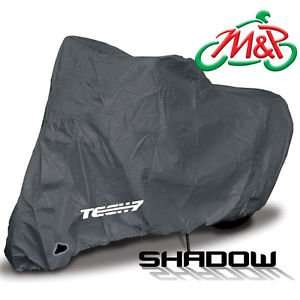 Tech-7 Shadow Unlined Waterproof Motorbike Cover £9.99 delivered 3 sizes @ M&P