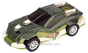 """Spider Man """"Lizard Tail Spinner"""" - 1:43 Carrera Slot Car @ themodeller. Was £17.99.    Now £9.00"""