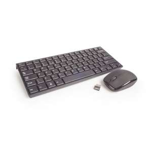 Mini Wireless Keyboard & Mouse £14.99 Maplin was £24.99 collect in store or free delivery from Maplin ebay outlet