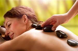 Bargain hot stone massage for £17!! @ Groupon