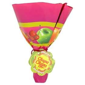 Chupa Chups 19 Lollipop Flower Bouquet £3 @ asda Instore & Online