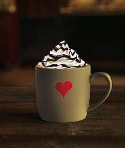 Starbucks triple hot chocolate bogof ! Till the 16th in store