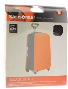 Samsonite Large Luggage cover £4.50 @ Tie Rack