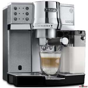 De'Longhi EC850.M Pump Espresso with Simple Touch Milk Carafe at Amazon
