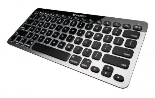 Logitech K811 Bluetooth Easy Switch Keyboard for Mac/iPad/iPhone £55.19 @ Amazon