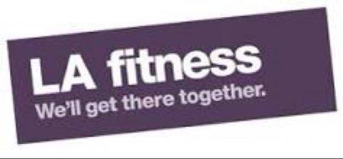 5 day LA Fitness membership